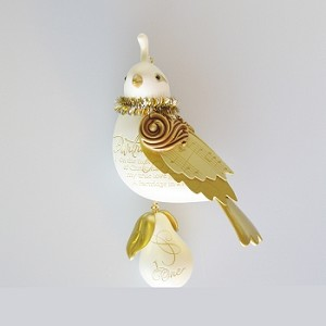 Partridge In A Pear Tree Ornament PARTRIDGE IN A PEAR TREE